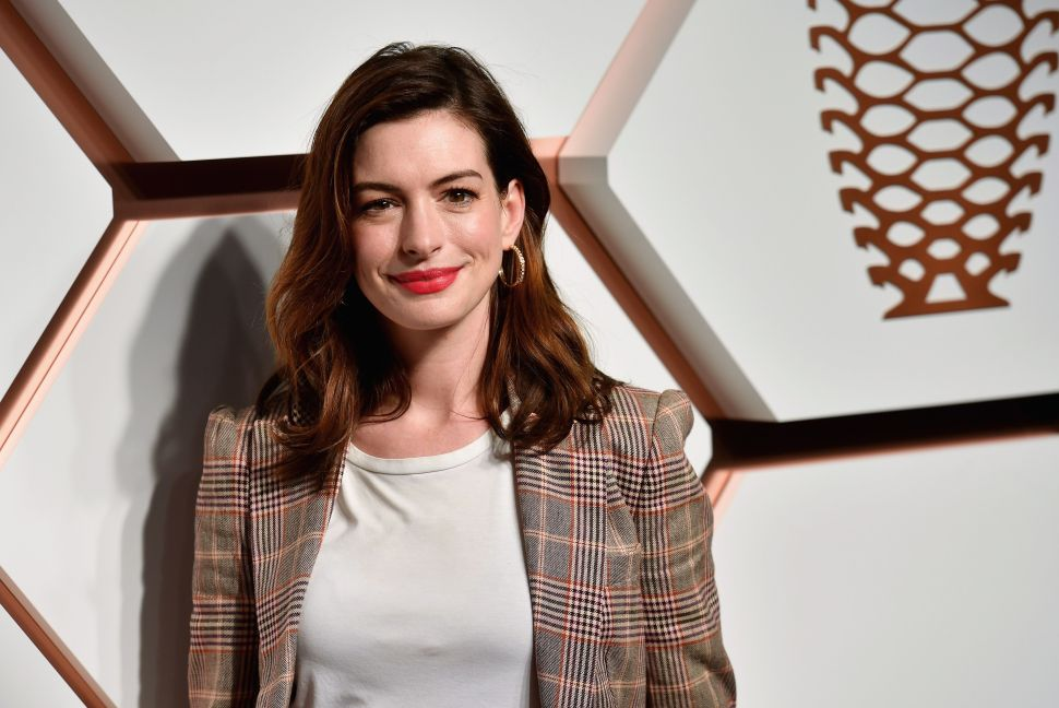 Anne Hathaway Really Wants to Tell You About Her Five-Day Hangover