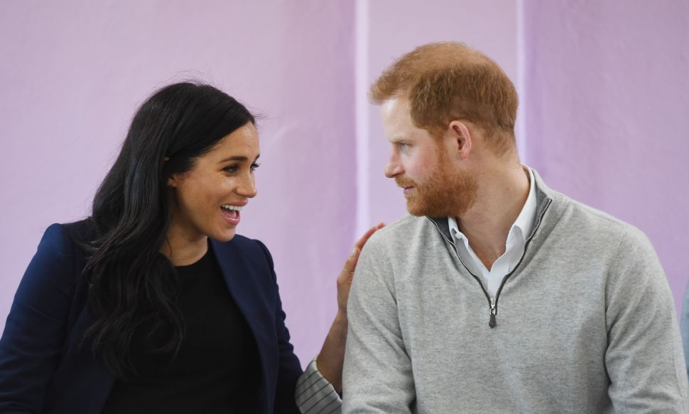 Prince Harry and Meghan Markle Have Finally Settled Into Frogmore Cottage