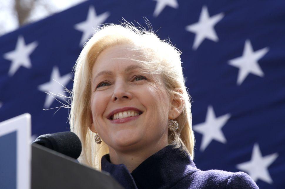 Kirsten Gillibrand to Endorse Legislation Abolishing the Electoral College