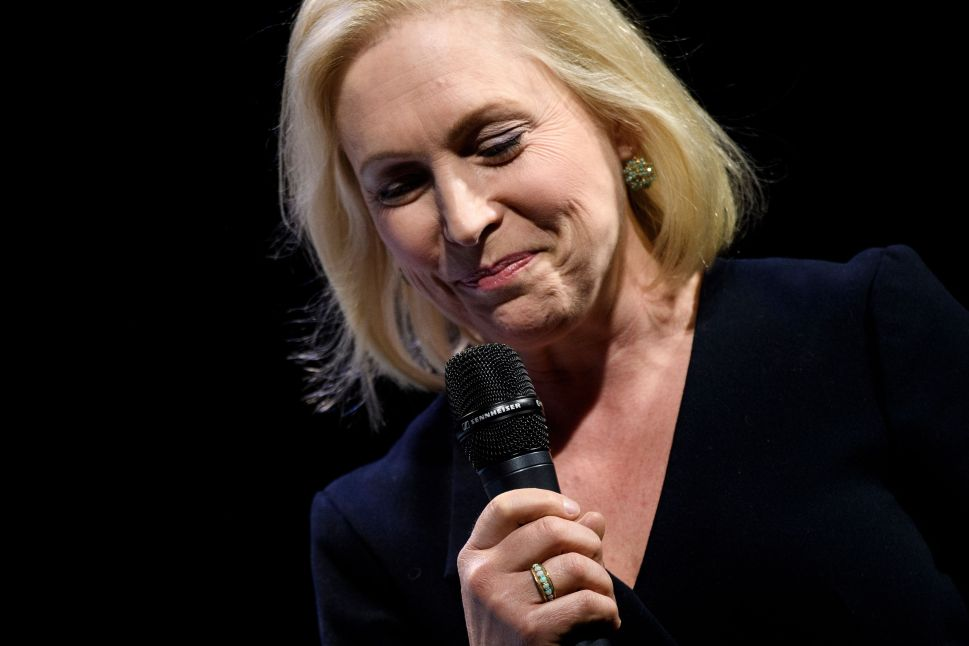 Kirsten Gillibrand Says She Is 'Ashamed' of Her Past Immigration Policies