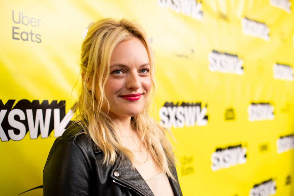 Universal Is Putting a New Spin on Elisabeth Moss' 'Invisible Man' Reboot