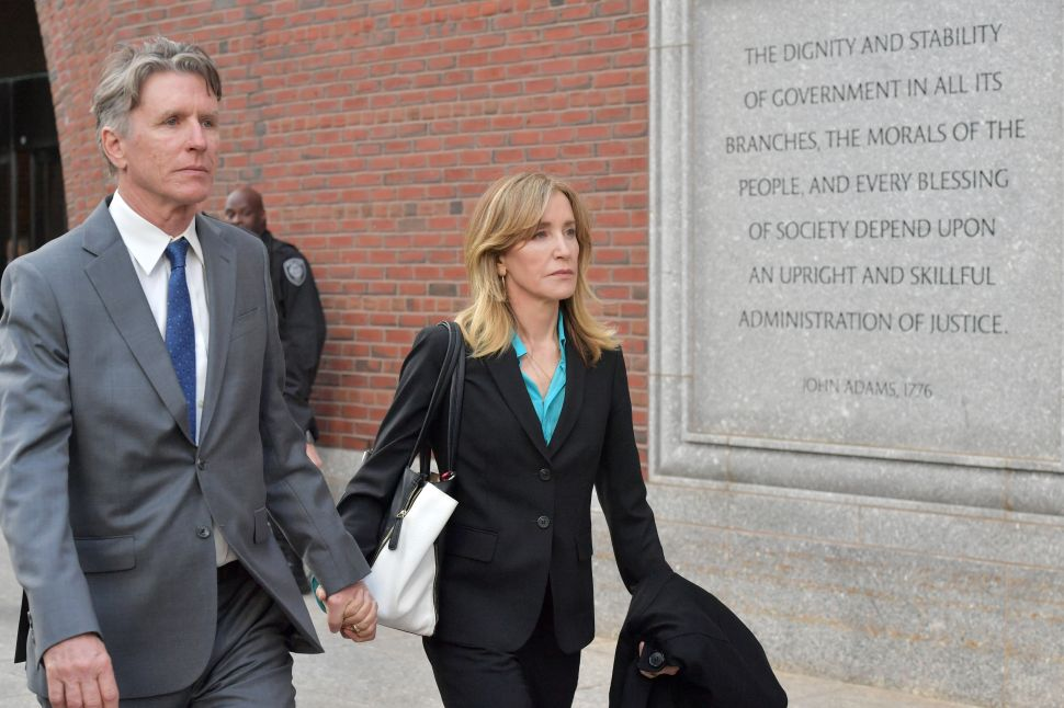 Felicity Huffman Is the Latest to Plead Guilty in the Operation Varsity Blues Scandal