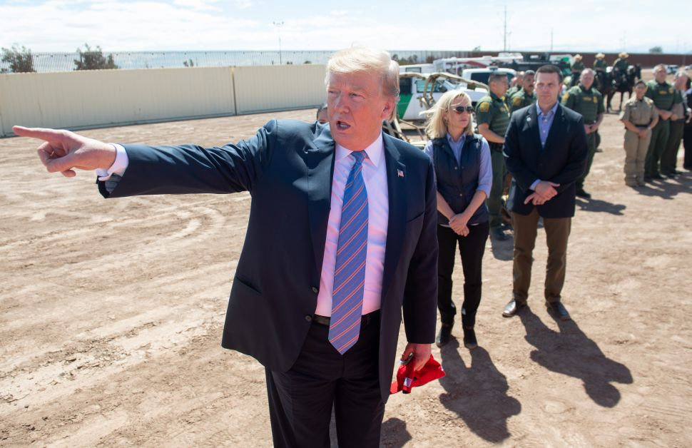 Trump Contradicts White House Over Sending Migrants to Sanctuary Cities