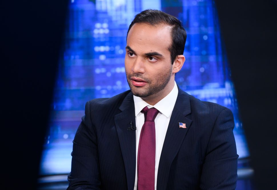 George Papadopoulos Was Investigated for Being a Foreign Agent of… Israel?