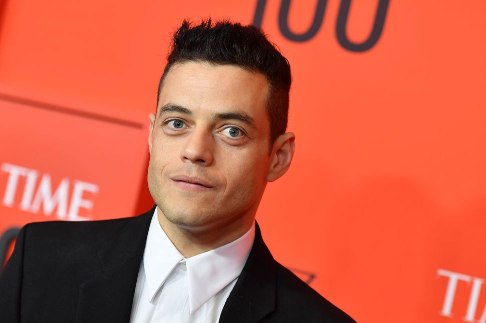 Rami Malek Is Here to Make the Next Bond Villain as Weird as Possible