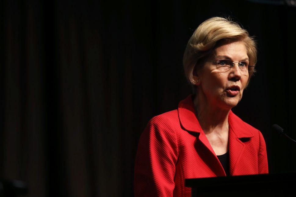 Elizabeth Warren Wants to Treat Affordable College Like a Public Good