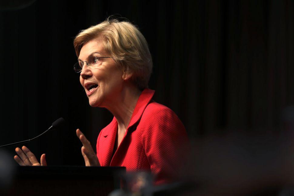 Elizabeth Warren Embraces Governing By Executive Order as President