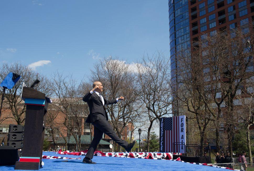 NJ Politics Digest: Booker Kicks Off Presidential Campaign in Newark