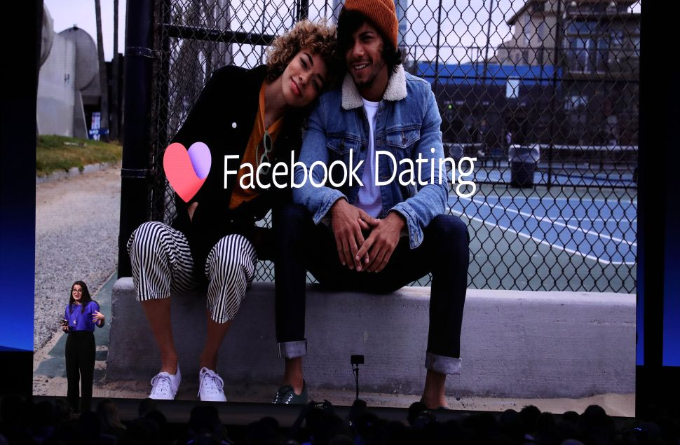 Have a Secret Crush? Facebook Will Now Meddle With Your Love Life