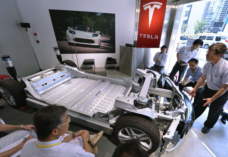 Tesla's Overly Ambitious Growth Plan Has Scared Away a Major Partner