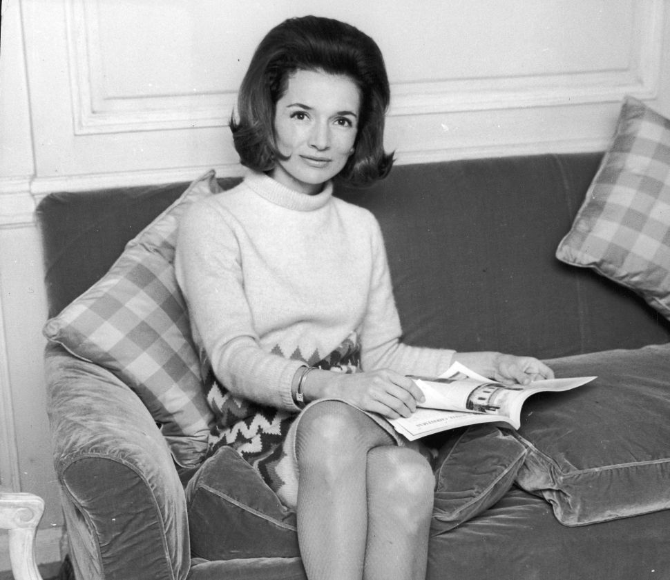 Socialite Lee Radziwill's Longtime Upper East Side Home Is Now for Sale