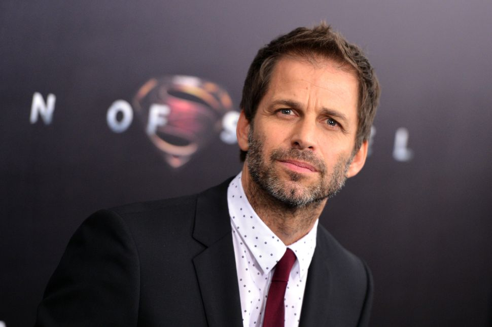 Exclusive: The Latest Details on Zack Snyder's New Netflix Film 'Army of the Dead'