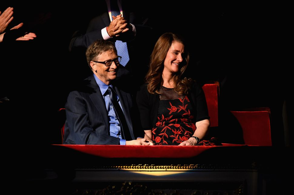 Melinda Gates Has a New Book Coming Out. Bill Gates Says It 'Will Break Your Heart.'