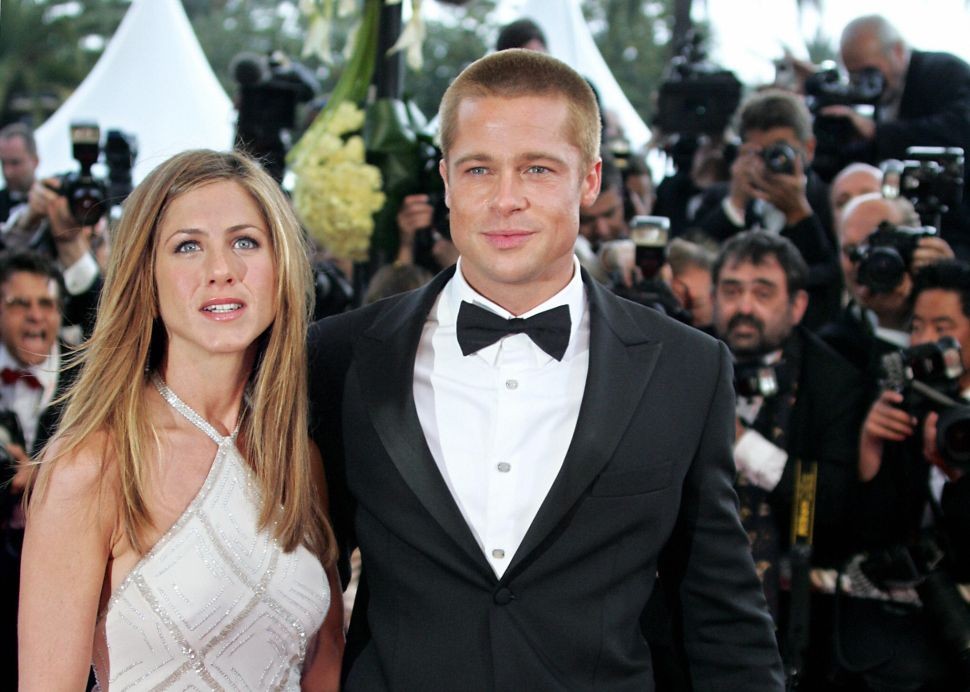Brad Pitt and Jennifer Aniston's $56M Former Beverly Hills Home Is Officially for Sale