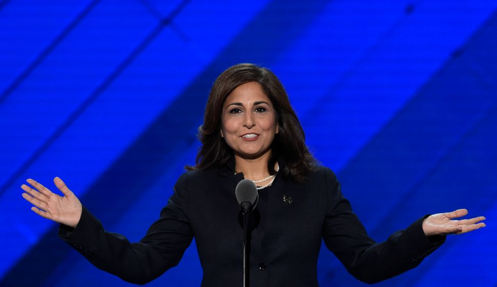 Neera Tanden 'Pushed' Journalist for Asking Hillary Clinton About Iraq War