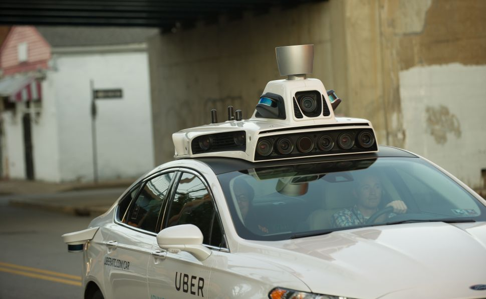 Uber Raises More Funding for Its Driverless Vehicle Program