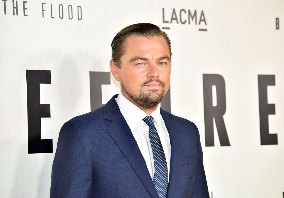Leonardo DiCaprio, Please Get Your Ex-Girlfriend Out of Debt