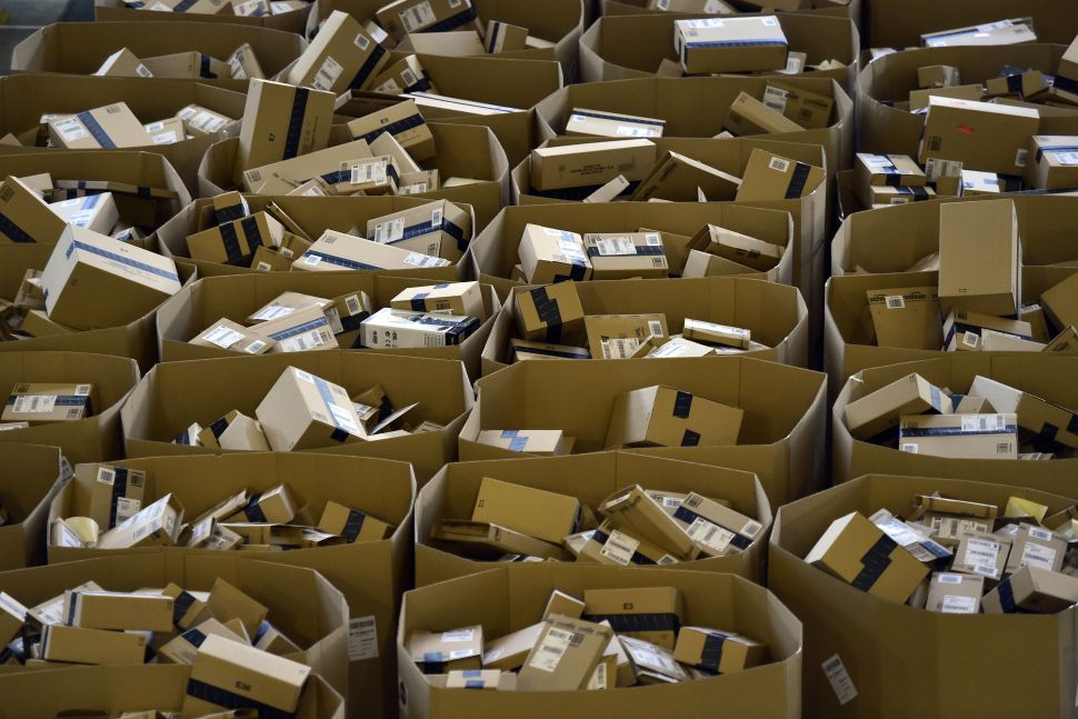 Amazon's One-Day Prime Delivery Plan Is Already Being Challenged by Walmart, Target