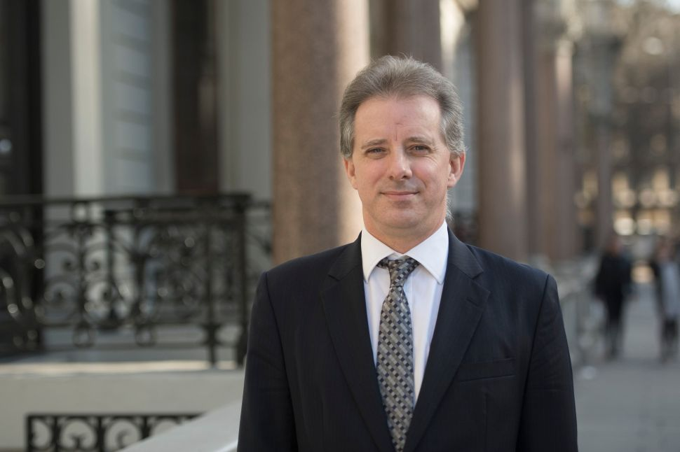 The Steele Dossier Is the Gift That Keeps on Giving—For Both Trump and the Kremlin