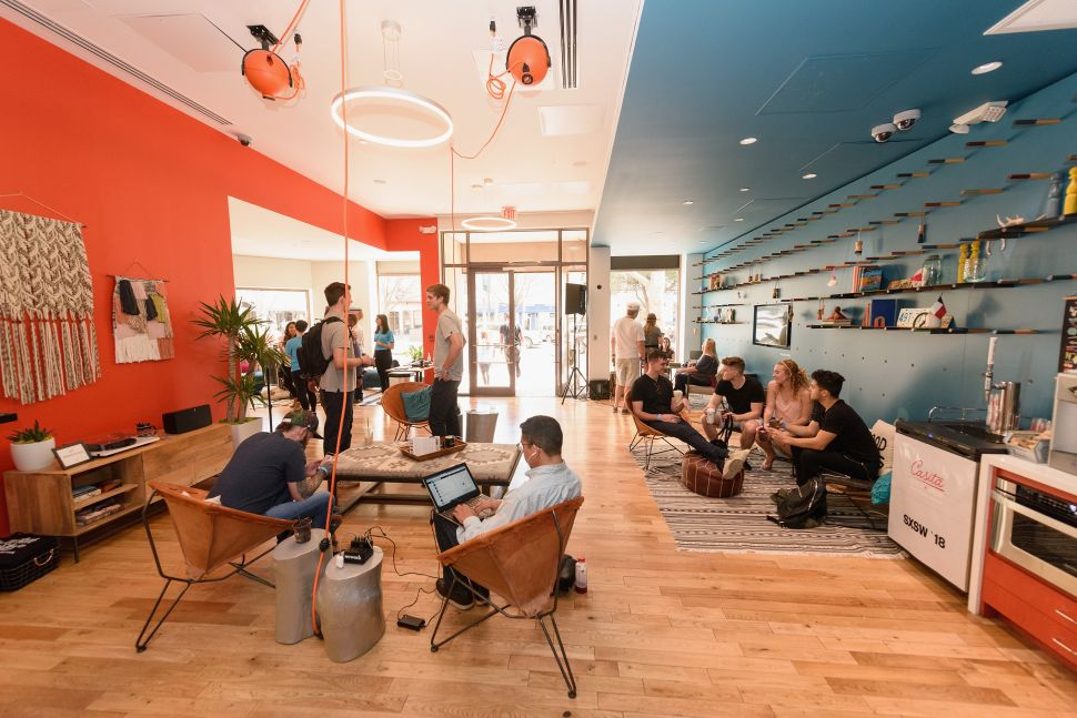 Equinox Is a Hotel, WeWork Is Everything, and Brands Have Realized We'll Pay for Decorated Space
