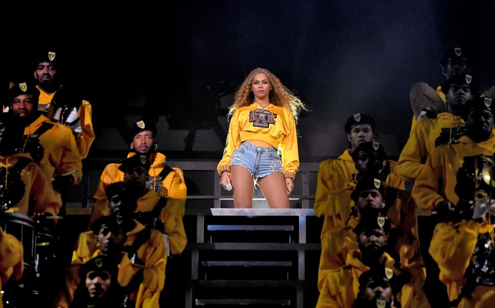 Beyoncé Reportedly Left a Reebok Meeting Because of the Brand's Lack of Diversity