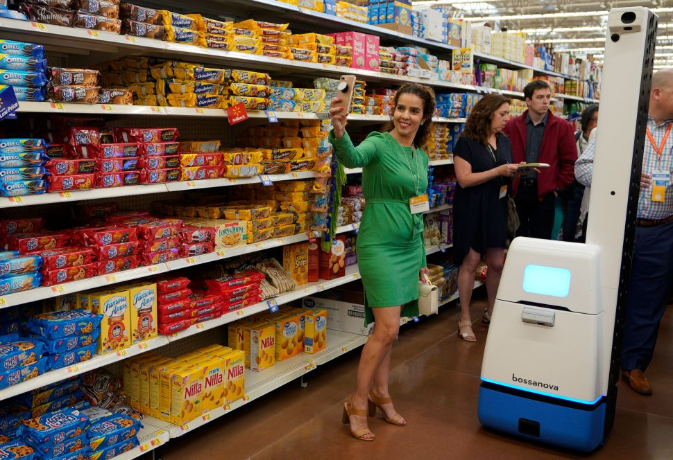 Walmart Will Add More Robots to Its Stores, but What Does That Mean for Human Employees?