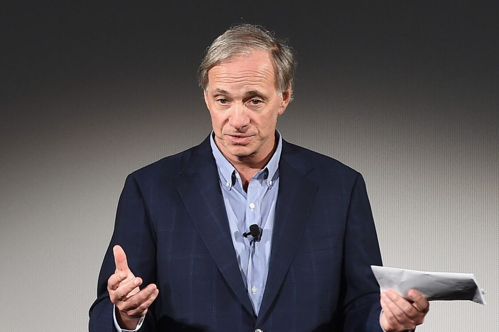 Ray Dalio's 7,500-Word Critique of Capitalism Draws Its Own Criticism