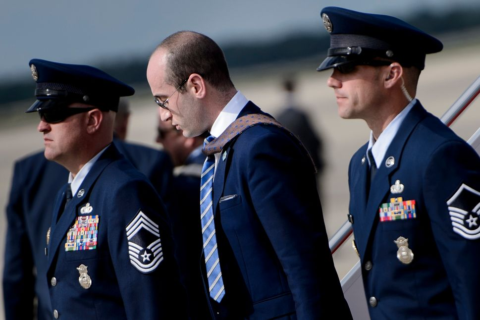Could Stephen Miller Be Forced to Testify Before Congress?