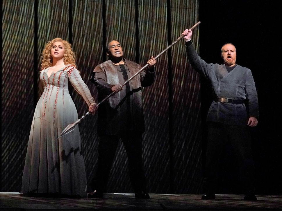 A Vigorous 'Götterdämmerung' Completes the Met's 'Ring'—Despite Robert Lepage's Staging