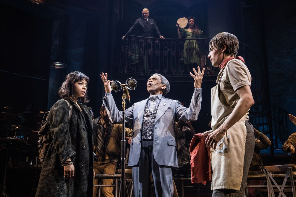 'Hadestown' Tries Like Hell to Spin a Concept Album on Broadway