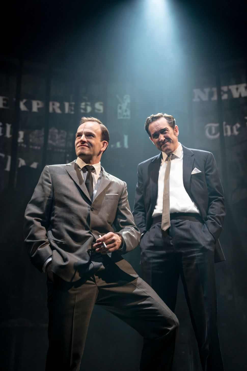 'Ink' Sketches a Shadowy Portrait of Rupert Murdoch's Rise