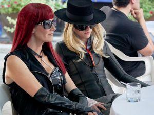Laura Dern and Kristen Stewart in J.T. Leroy.
