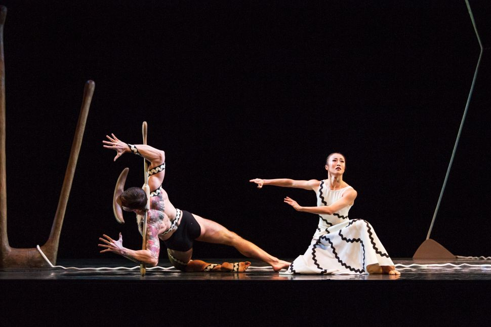 Martha Graham Dance Company at 93 and Going Strong