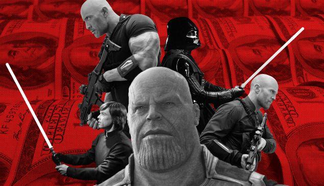 Avengers: Endgame Marvel Phase IV