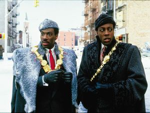 Eddie Murphy Coming to America Sequel Spoilers