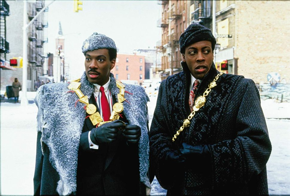 Exclusive: New Character Details for Eddie Murphy's 'Coming to America' Sequel