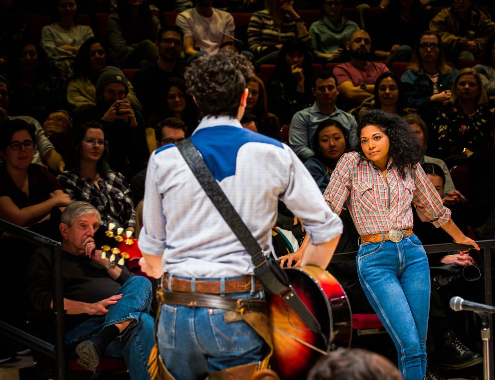 Broadway's Latest 'Oklahoma!' Revival Is a Gimmicky Travesty with Corn Bread
