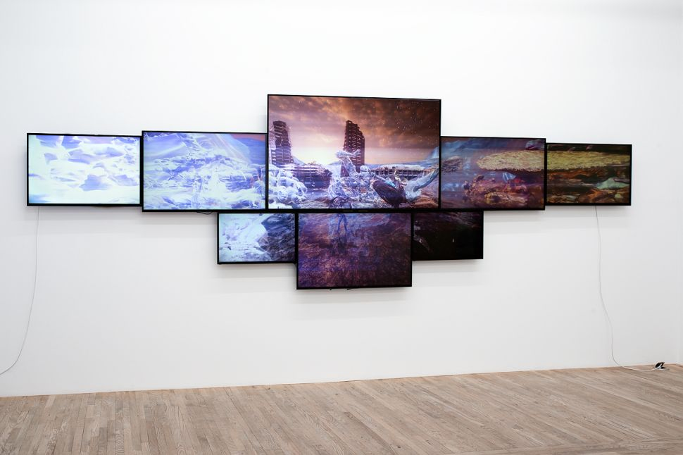 Tribeca's Video-Focused Gallery Shows Reveal the Neighborhood's Cutting-Edge Art Scene
