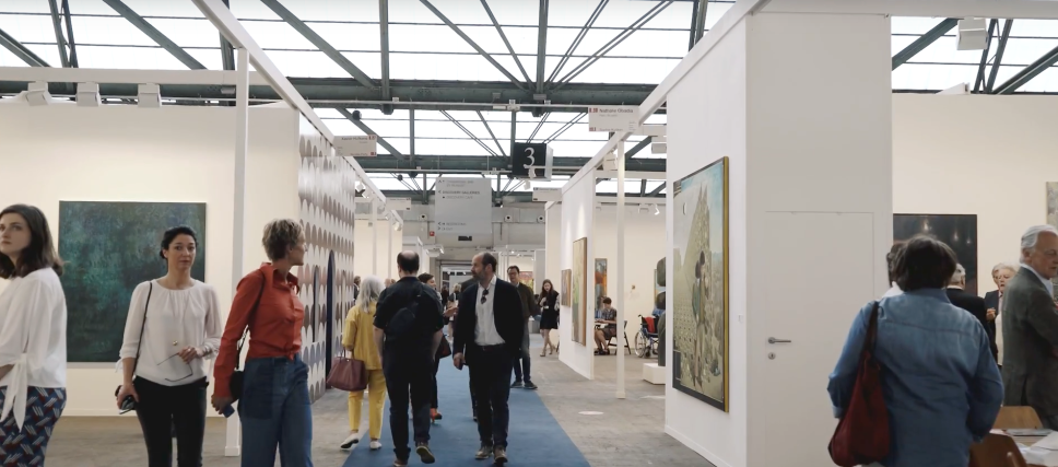 At Art Brussels 2019, a New 'Invited' Initiative Breaks With the Traditional Fair Format