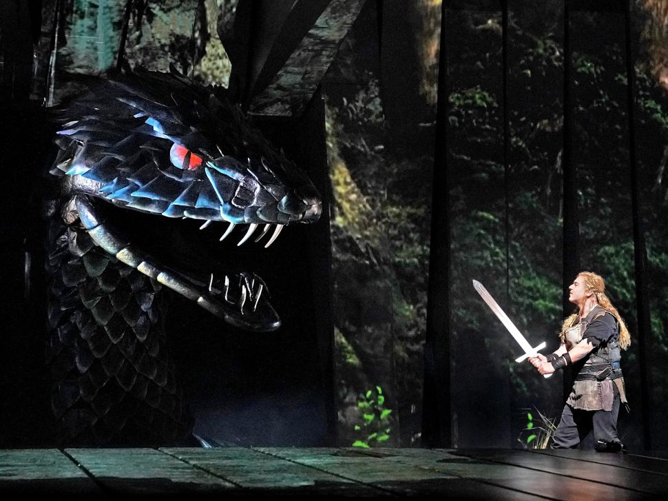 A Hero Has Arrived to Redeem the Met Opera's 'Ring Cycle'