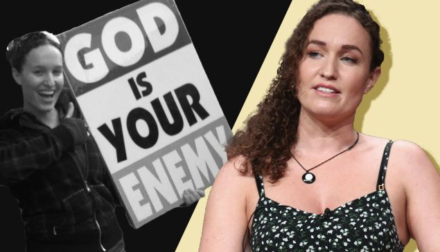 A former member of the infamous Westboro Baptist Church, Megan Phelps-Roper is now and activist who lobbies to overcome religious and political divides.