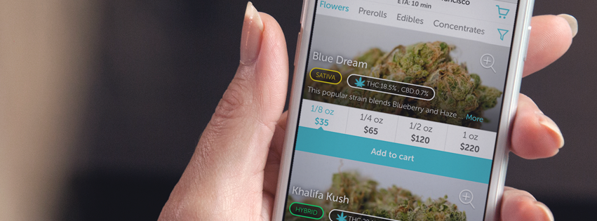 Google Play Store Bans Weed Delivery Apps From Performing Transactions