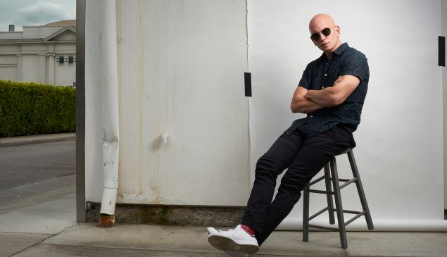 Anthony Carrigan.
