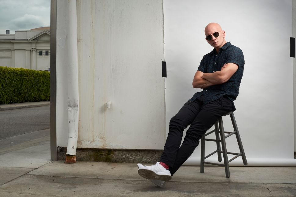 Anthony Carrigan Was Told He'd Never Find Work. Now the 'Barry' Star Is Playing the Best Character on TV.
