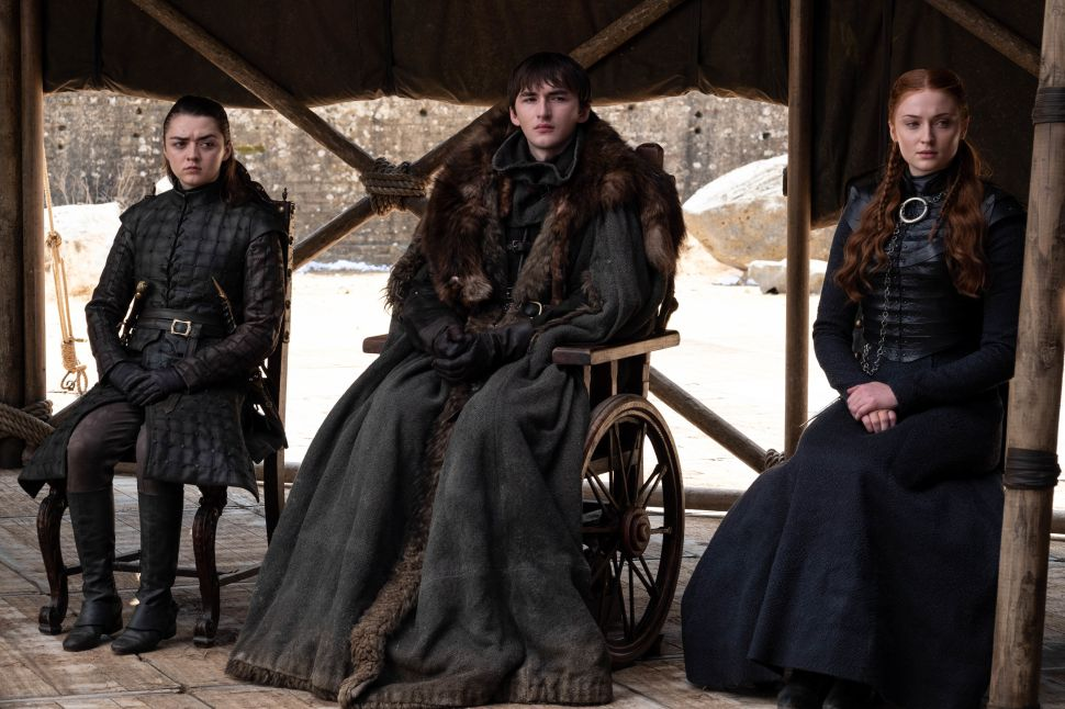 It's Official: The 'Game of Thrones' Series Finale Has Set a New HBO Ratings Record