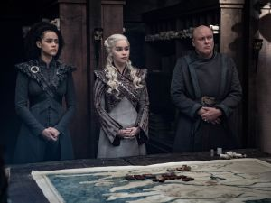 Game of Thrones Spoilers Season 8 GoT Spinoffs George R.R. Martin