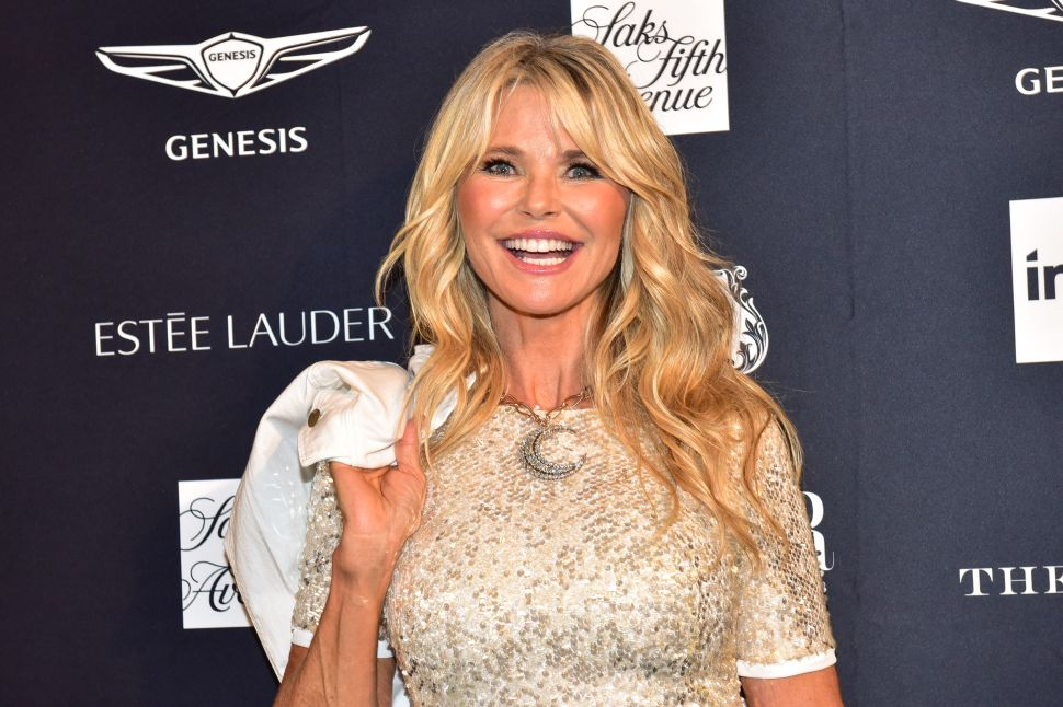 Christie Brinkley Has Finally Sold Her Historic Sag Harbor Home