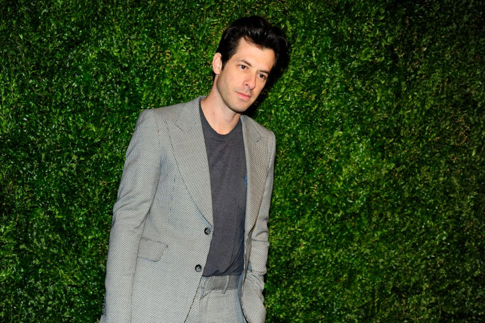 Mark Ronson Is Eyeing Antonio Banderas' Central Park West Apartment