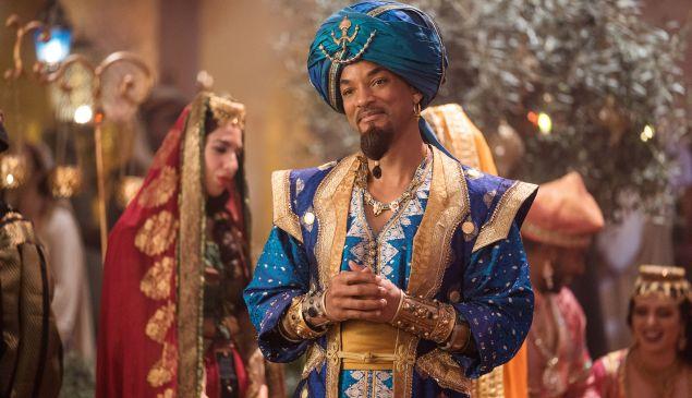 Will Smith Aladdin Box Office