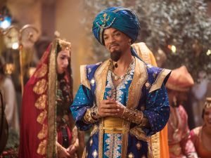 Will Smith Aladdin Box Office